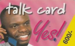 PREPAID PHONE CARD TANZANIA (PY193 - Tansania