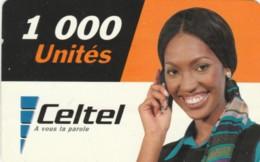 PREPAID PHONE CARD KENIA (PY194 - Kenya