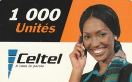 PREPAID PHONE CARD KENIA (PY195 - Kenya