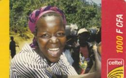 PREPAID PHONE CARD CAMEROON (PY201 - Kameroen
