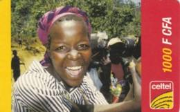 PREPAID PHONE CARD CAMEROON (PY202 - Kameroen