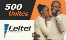 PREPAID PHONE CARD KENIA (PY215 - Kenya
