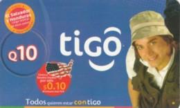 PREPAID PHONE CARD GUATEMALA (PY226 - Guatemala