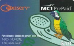 PREPAID PHONE CARD STATI UNITI-MCI (PY235 - United States