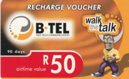 PREPAID PHONE CARD SUDAFRICA (PY270 - Sudafrica