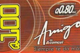 PREPAID PHONE CARD GUATEMALA (PY271 - Guatemala