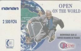 PREPAID PHONE CARD BURKINA FASO (PY283 - Burkina Faso