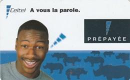 PREPAID PHONE CARD KENIA (PY308 - Kenya