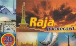 PREPAID PHONE CARD ITALIA (PY354 - Italy