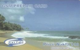 PREPAID PHONE CARD ERITREA (PY475 - Eritrea
