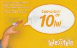 PREPAID PHONE CARD MOLDOVA (PY489 - Moldova
