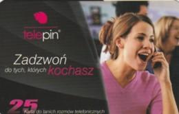 PREPAID PHONE CARD POLONIA (PY581 - Poland