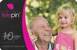 PREPAID PHONE CARD POLONIA (PY584 - Poland