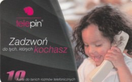 PREPAID PHONE CARD POLONIA (PY586 - Poland