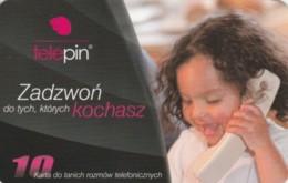 PREPAID PHONE CARD POLONIA (PY587 - Poland