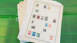 Lot N° TH. 40  PAYS DE L' EST Sur Page D'albums Neufs * Ou Obl. - Stamps