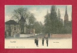 C.P. Couillet =   Une  Place - Charleroi