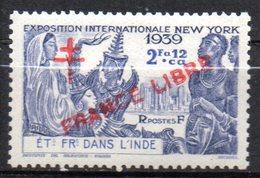 Col17  Colonie Inde N° 176 Neuf XX MNH Cote  17,00€ - Inde (1892-1954)