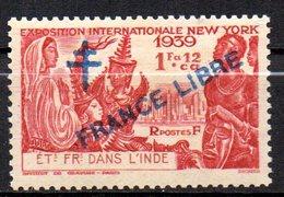 Col17  Colonie Inde N° 175 Neuf X MH Cote  9,00€ - Indien (1892-1954)