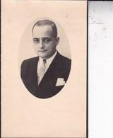 BORNEM Ingénieur Brasseur Oud-burgemeester Emiel ROELANTS 1902-1949 DP - Todesanzeige