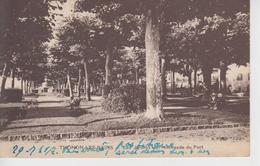 CPA Thonon-les-Bains - Les Jardins Et Promenade Du Port (avec Animation) - Thonon-les-Bains