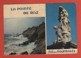 CP 29 LA POINTE DU RAZ  425  Année 1968 - La Pointe Du Raz