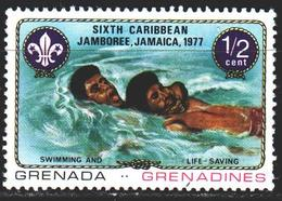 Saint Vincent And The Grenadines. 1977. 237 From The Series. Rescue On The Waters, Scouts. MNH. - St.Vincent & Grenadines