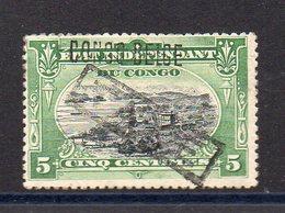 Congo - Cob 30B  - Surch Bruxelles B6 + Griffe TAXE - X Regommé - Certif  - RRR Bruxelles Avec Taxes -  RZ1 - 1894-1923 Mols: Ungebraucht