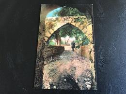 2 - NICE Vieille Porte Du Chateau - 1923 - Monuments, édifices
