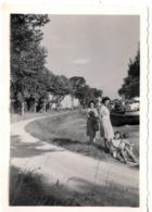 VIGNEMAL Péniche C.1950 Photo 9x6cm Canal Du Midi - Bateaux