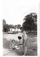 CITERNA Péniche C.1950 Photo 9x6cm Canal Du Midi - Bateaux