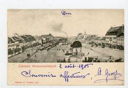 CPA - HONGRIE - UDVOZLET MAROSVASARHELYROL - FOTER - - Hungría