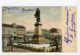 CPA - HONGRIE - MAROSVASARHELY - BEM SZOBOR A SZECHENYI TEREN - Hungría