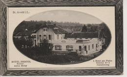57 - SAINT AVOLD - HOTEL BRISTOL - ANTON MOISY - Saint-Avold