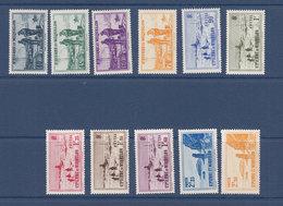 SAINT PIERRE ET MIQUELON 196/206  NEUF SANS CHARNIERE - St.Pierre Et Miquelon