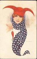 ITALIA - NANNI  GIRL - 1920 - Nanni