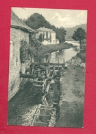 C.P. Cugnon  =   La  SEMOIS  :  Vieux  Moulin - Bertrix