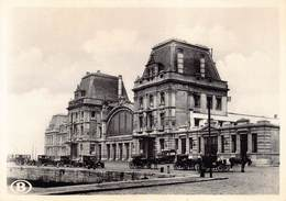 Oostende Oostendse Kaai Treinstation La Gare Station Bahnhof   NMBS    Barry 5054 - Stations - Zonder Treinen