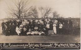 57 - SAINT JULIEN - CHATEAU GRIMONT LE 6.12.1911 - Other Municipalities