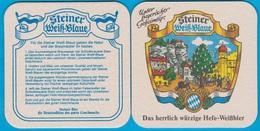 Schlossbrauerei Stein Traunreut ( Bd 3153 ) - Portavasos