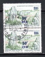 PAIRE YT 377 OBLITERE - CARNAC - - Réunion (1852-1975)