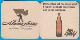 Schwarzbräu Zusmarshausen ( Bd 3155 ) - Portavasos