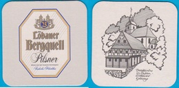 Bergquell Brauerei Löbau ( Bd 1068 ) - Portavasos