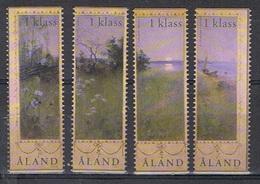 Aland Y/T 219 / 222 (**) - Aland