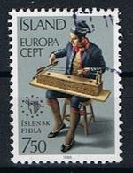 Ijsland Y/T 586 (0) - Oblitérés