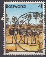 BOTSWANA - 1982 - Yvert 454 Usato. - Botswana (1966-...)