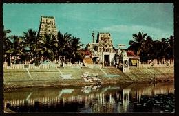 Kapaleeswarar Temple  -  Triplicane  -  Ansichtskarte Ca. 1975     (12430) - Indien