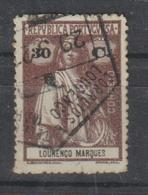 LOURENÇO MARQUES CE AFINSA 129 - USADO - Lourenco Marques