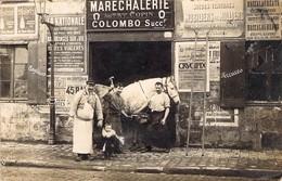 PARIS - Maréchalerie COLOMBO, Ancienne Maison COPIN - Petits Métiers à Paris