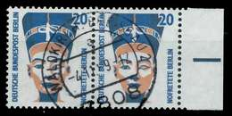 BERLIN DS SEHENSWÜRDIGKEITEN Nr 831 Zentrisch Gestempelt WAA X8F167A - [5] Berlin